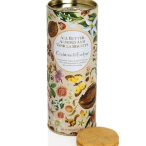 almond and vanilla biscuits Crabtree & Evelyn 200 gr