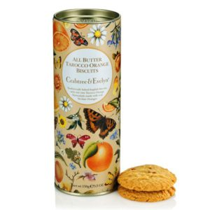 all butter tarocco orange biscuits