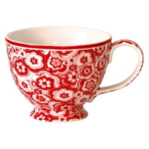 teacup Selma Red greengate inhalacoffee granollers