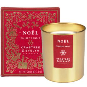 vela perfumada noel crabtree evelyn inhala coffee