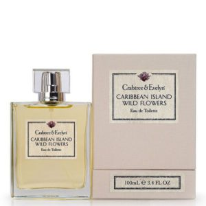 caribbean island wild flowers edt crabtree evelyn