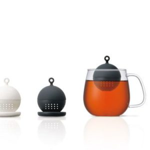 floating tea strainer kinto