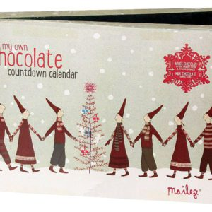 calendario adviento chocolate 2015 maileg inhala granollers