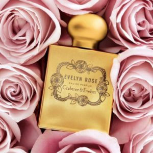 Eau de Parfum Evelyn Rose crabtree & evelyn inhala granollers barcelona rose