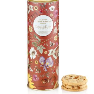 toffee pecan all butter biscuits inhala 200g