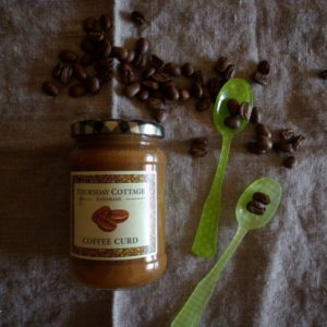 coffee curd inhala granollers
