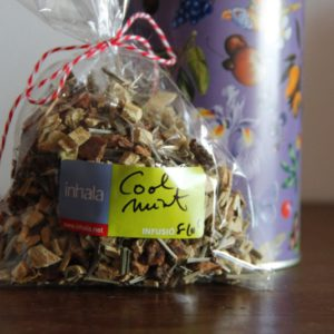 infusio cool mint inhala granollers