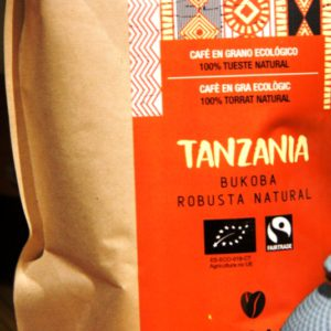tanzania coffee inhala granollers