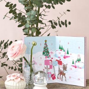 calendari advent xocolata greengate inhala coffee granollers