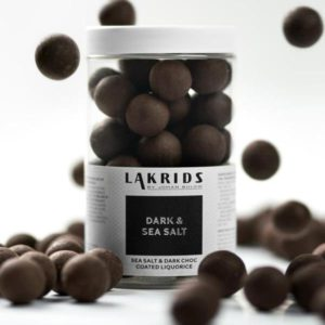 lakrids dark sea salt choco 250 grams inhala coffee granollers barcelona