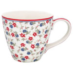 mug helena white greengate inhala coffee granollers