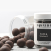 Lakrids Dark and Salt chocolate negro y regaliz en Inhala, Barcelona.