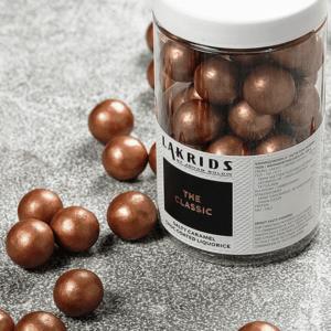Lakrids, bombones de chocolate y regaliz en Inhala, Portalet, 9 de Granollers, Barcelona