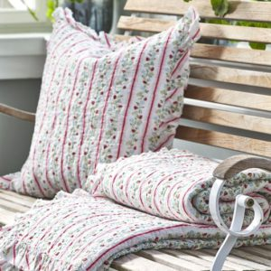 colcha quilt gloria white greengate inhala cafes y tes
