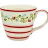 taza mug gloria white edición limitada greengate inhala granollers cafes y tés