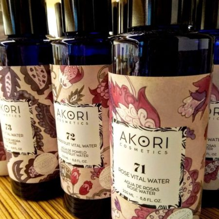 Akori Cosmetics a Inhala, Granollers, Barcelona.