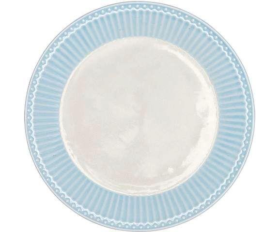 Gerra Alice Pale blue de GreenGate a Inhala Cafès i Tes, Granollers. Jarras, tazas, platos de GreenGate.
